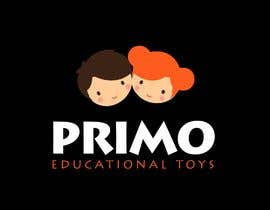 #56 para Design a Logo - Primo Educational Toys de davincho1974