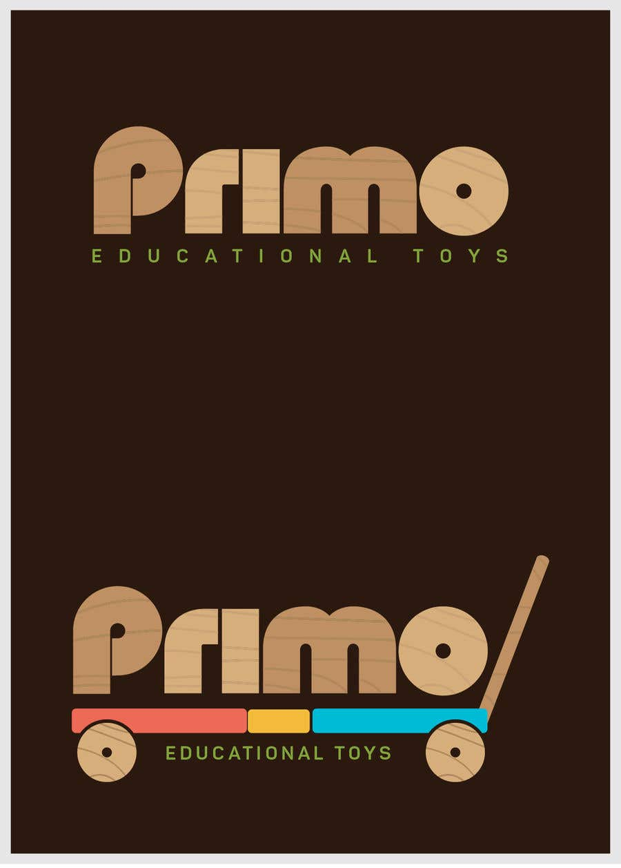 Contest Entry #58 for Design a Logo - Primo Educational Toys