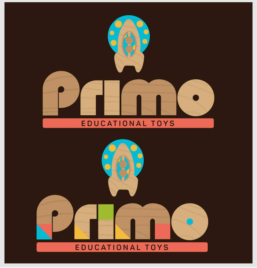 Contest Entry #60 for Design a Logo - Primo Educational Toys