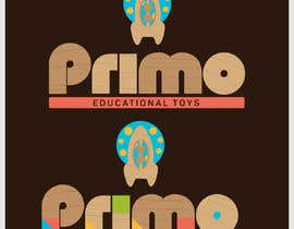 #60 for Design a Logo - Primo Educational Toys by dileny