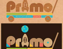 #61 para Design a Logo - Primo Educational Toys de dileny