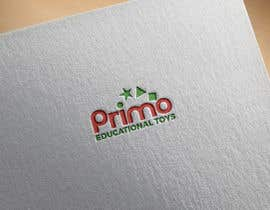 #48 for Design a Logo - Primo Educational Toys by JulianBerry