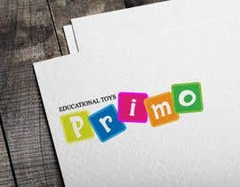#67 for Design a Logo - Primo Educational Toys by luisarmandojeda