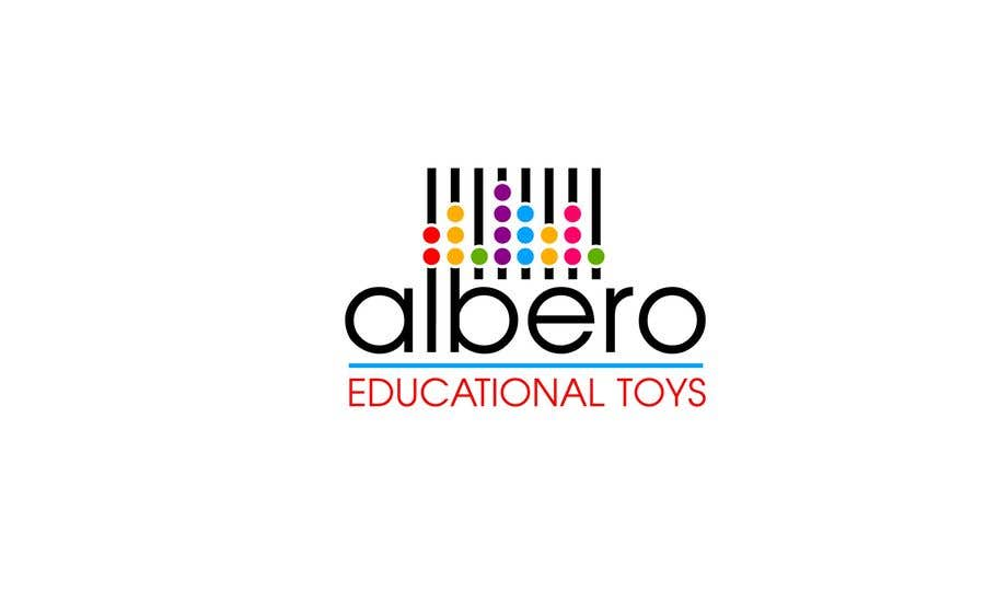 Contest Entry #26 for Design a Logo - Albero Educational Toys