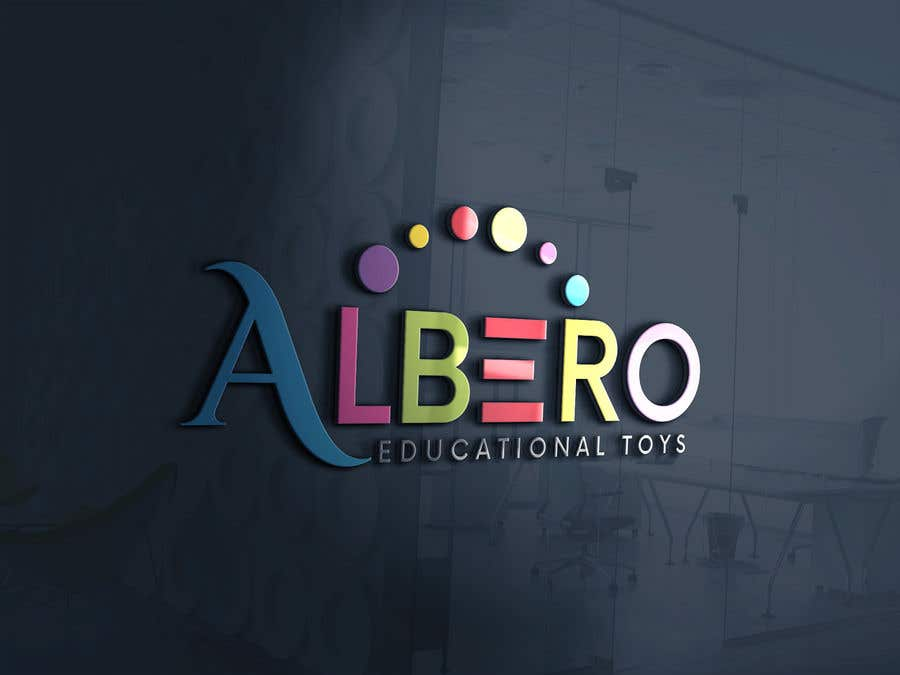Contest Entry #71 for Design a Logo - Albero Educational Toys