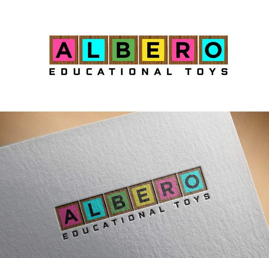 Contest Entry #57 for Design a Logo - Albero Educational Toys