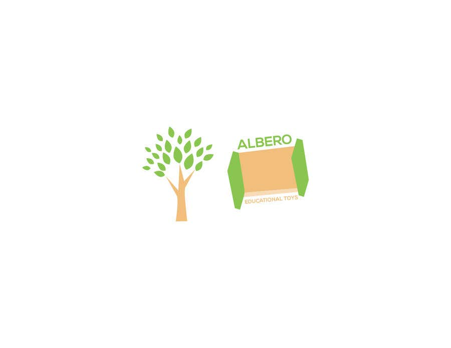 Contest Entry #8 for Design a Logo - Albero Educational Toys