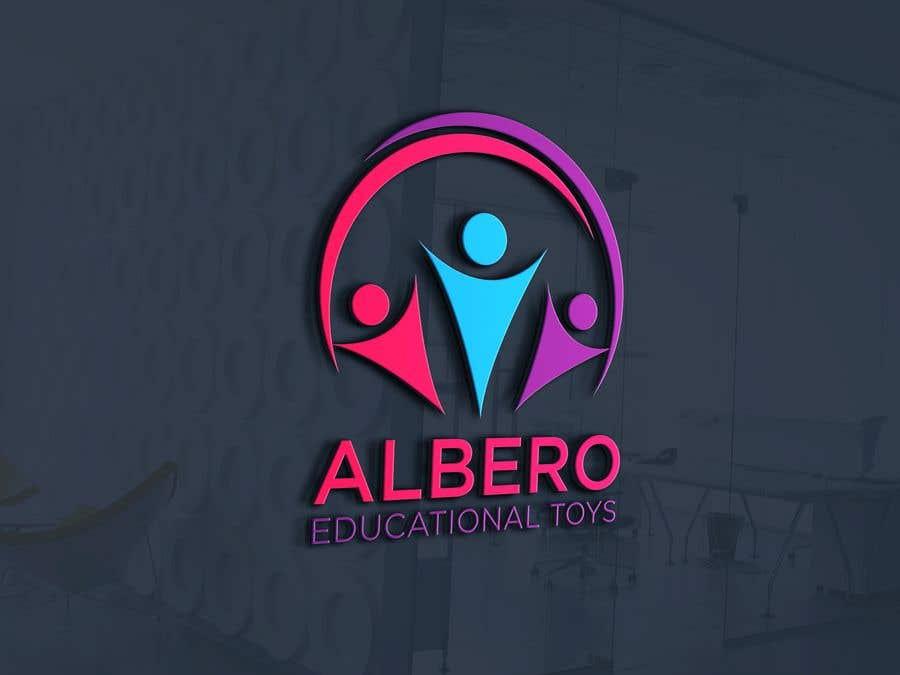#46. pályamű a(z)  Design a Logo - Albero Educational Toys versenyre