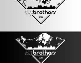 #66 , Design a T-Shirt for Alpbrothers Mountainbike Guiding 来自 geekygrafixbc