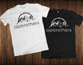 #49 , Design a T-Shirt for Alpbrothers Mountainbike Guiding 来自 Alexander7117