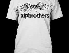 #43 , Design a T-Shirt for Alpbrothers Mountainbike Guiding 来自 rrtraders