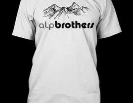 #55 , Design a T-Shirt for Alpbrothers Mountainbike Guiding 来自 rrtraders