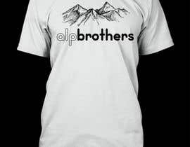 #58 , Design a T-Shirt for Alpbrothers Mountainbike Guiding 来自 rrtraders