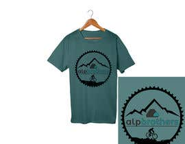 #29 , Design a Mountainbike Jersey for Alpbrothers Mountainbike Guiding 来自 rony333