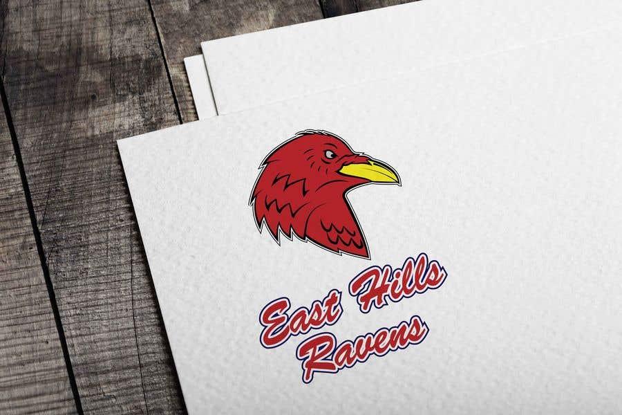 Kilpailutyö #19 kilpailussa East Hills Baseball Club Logo