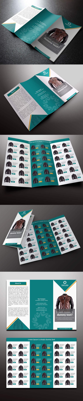 Penyertaan Peraduan #4 untuk motorbike clothing catalog