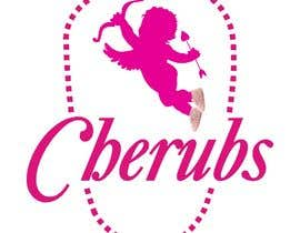 #30 untuk I am starting a childs shoe company need a logo created using a Cherub (winged baby angel) wearing leather baby moccoasins and company name is cherubs. Example of moccoasins go to birdrockbaby.com oleh kriximage