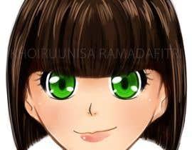 khoiruunisa tarafından Draw an anime face için no 22