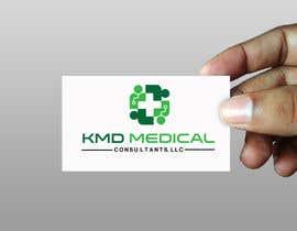 blueeyes00099 tarafından Logo for KMD MEDICAL CONSULTANTS, LLC için no 49