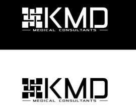 FuseaAlexandru tarafından Logo for KMD MEDICAL CONSULTANTS, LLC için no 33