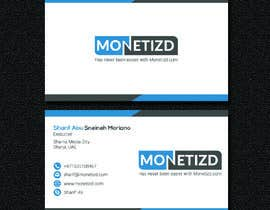 #49 for Business Card for my business by ColorPicker99
