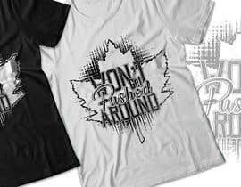 RibonEliass tarafından Create t-shirt artwork with a Canadian theme. için no 21