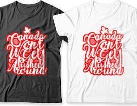 RibonEliass tarafından Create t-shirt artwork with a Canadian theme. için no 50