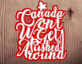 RibonEliass tarafından Create t-shirt artwork with a Canadian theme. için no 51