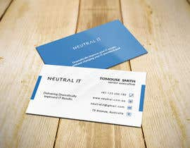 #58 for Design a Business Card by sagorh337