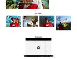 #17 for design single page web by ankon0