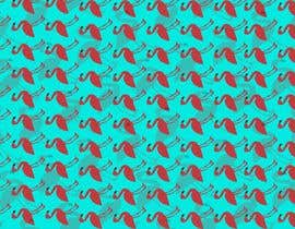 #3 for Design a fabric pattern similar to the one attached as vector illustrator file af ingpedrodiaz