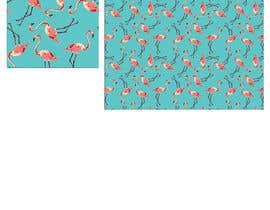 #10 for Design a fabric pattern similar to the one attached as vector illustrator file af zoltancsomai