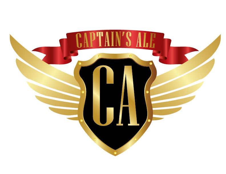 Proposta in Concorso #8 per Captain's Ale