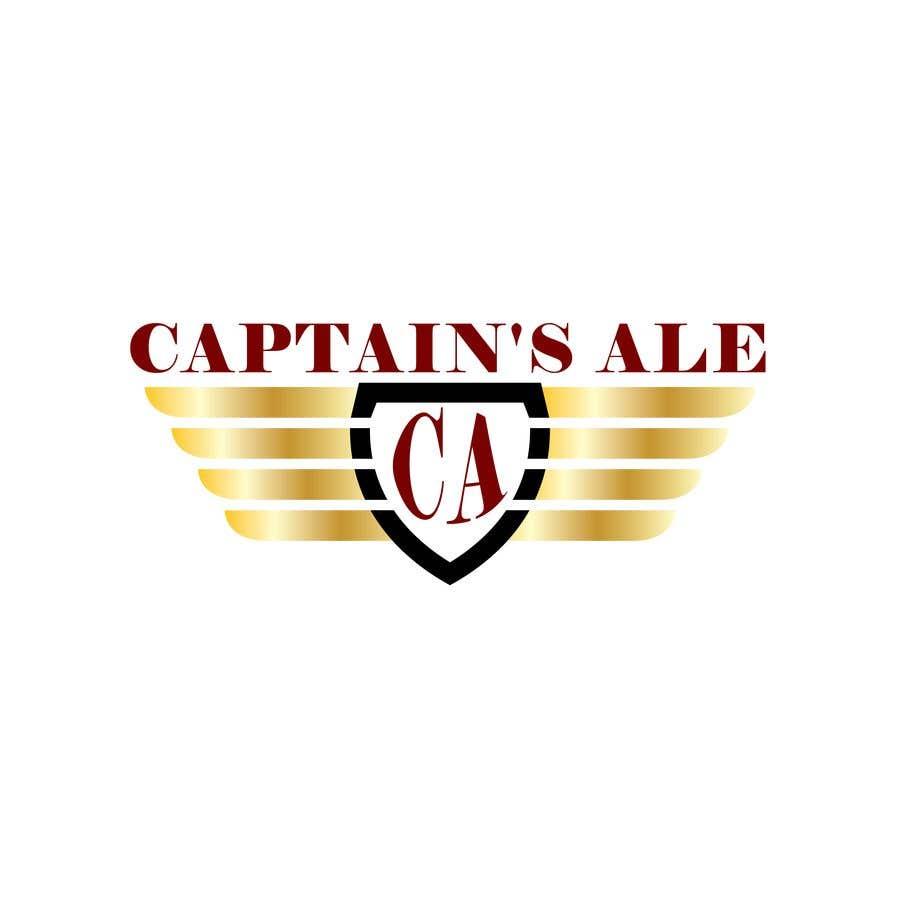 Proposta in Concorso #13 per Captain's Ale