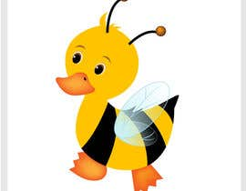#39 for Create a bee duck by dileny