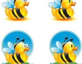 #56 for Create a bee duck by pigulchik