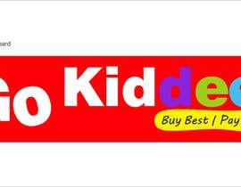 #11 for Sign board for kids garment shop by shahinashafin