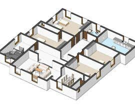 #14 for Make a house floor plan by arcalaamohamed