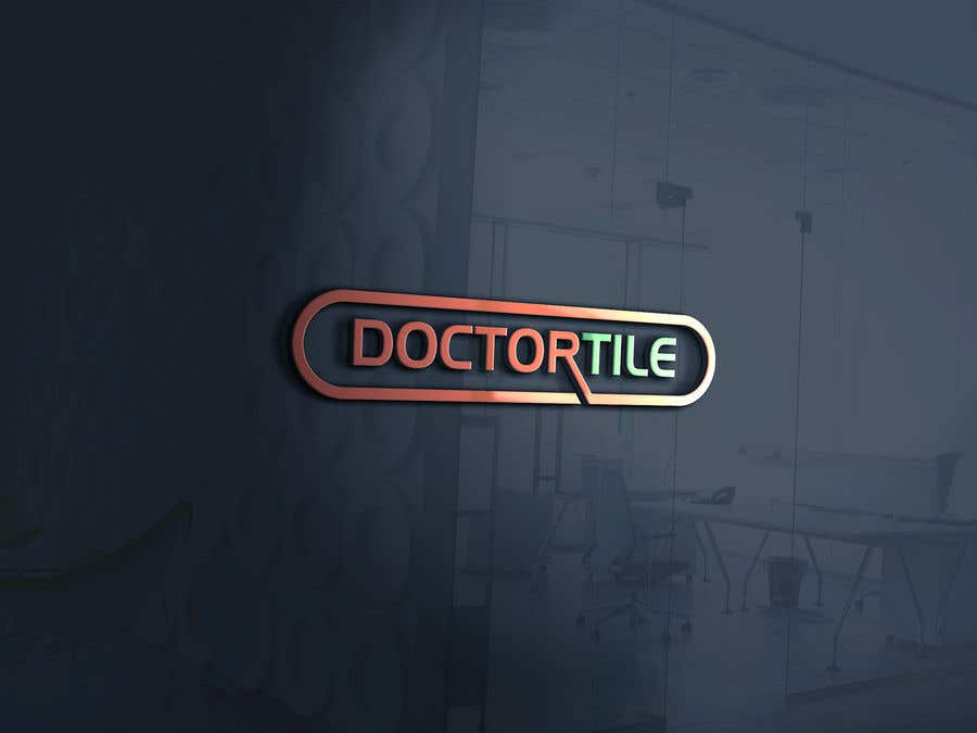 Contest Entry #67 for DoctorTile - Logo & Corporate Color Scheme