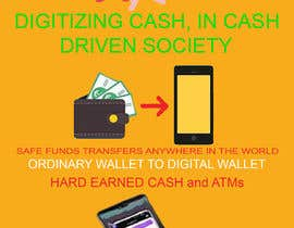 #2 for Digitising Cash, in Cash driven society by sonnybautista143