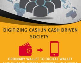 #5 for Digitising Cash, in Cash driven society by Mineuddin
