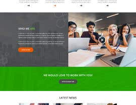 #3 para Design a Website Mockup de yasirmehmood490