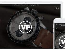 #3 สำหรับ Build an watch retail website. โดย debbiehireme