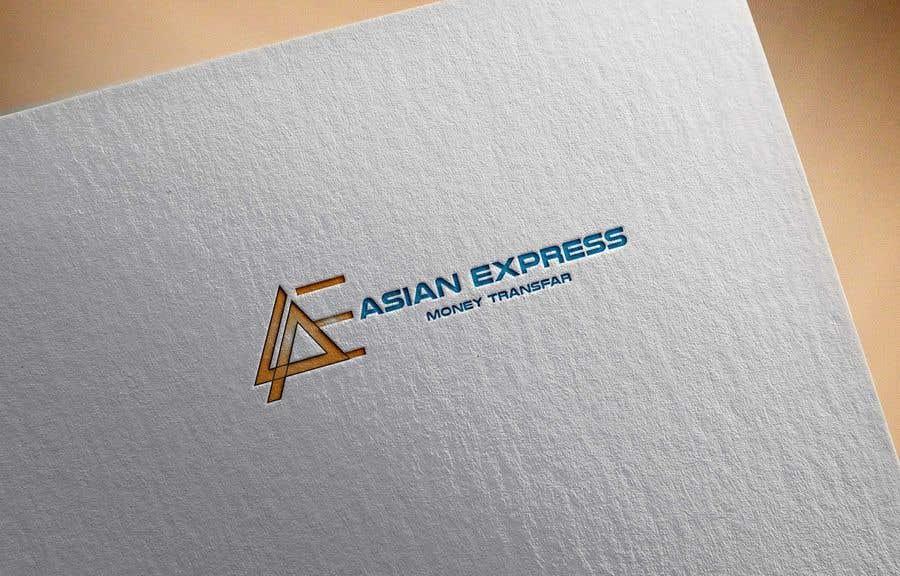 ผลงานการประกวด #99 สำหรับ Asian Express Money Transfer Logo