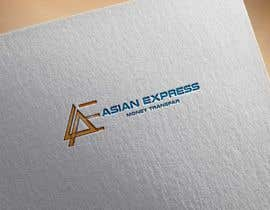 #99 สำหรับ Asian Express Money Transfer Logo โดย DesignInverter