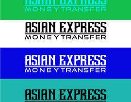 #88 สำหรับ Asian Express Money Transfer Logo โดย alomkhan21
