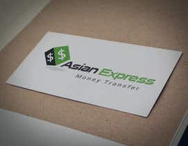 #89 สำหรับ Asian Express Money Transfer Logo โดย ahmmedm731