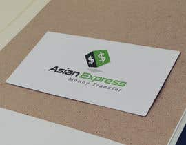 #90 สำหรับ Asian Express Money Transfer Logo โดย ahmmedm731