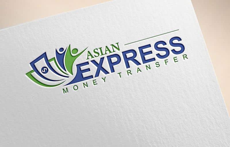 ผลงานการประกวด #25 สำหรับ Asian Express Money Transfer Logo