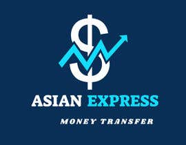 #103 สำหรับ Asian Express Money Transfer Logo โดย azaharali5010